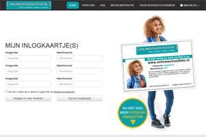 Online schoolfoto