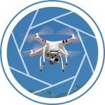 Dronefotografie website