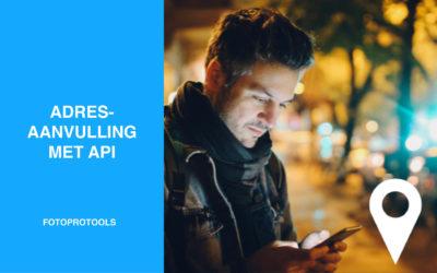 Adresaanvulling met Postcode API