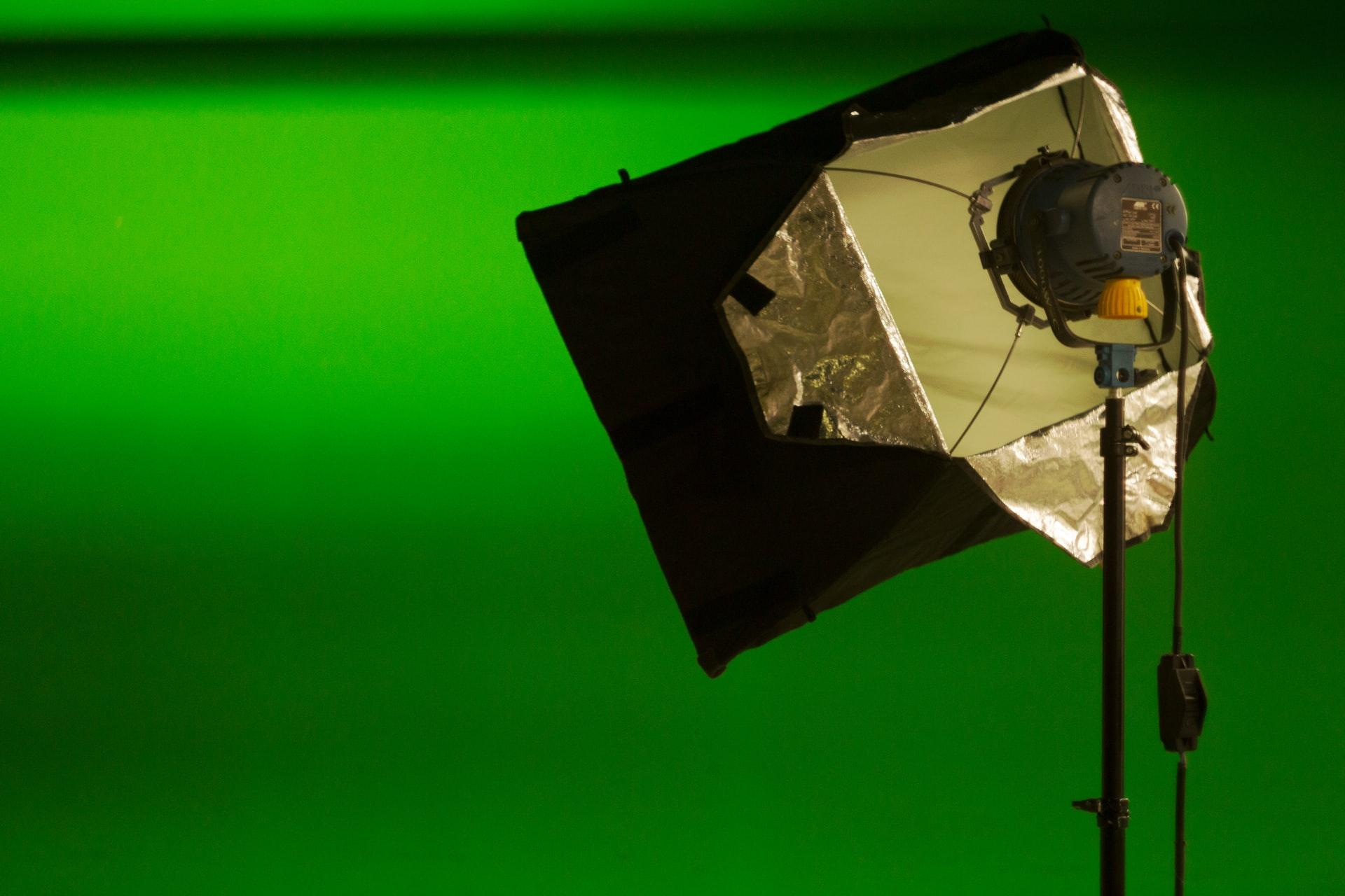 Blog Fotograferen met een green screen