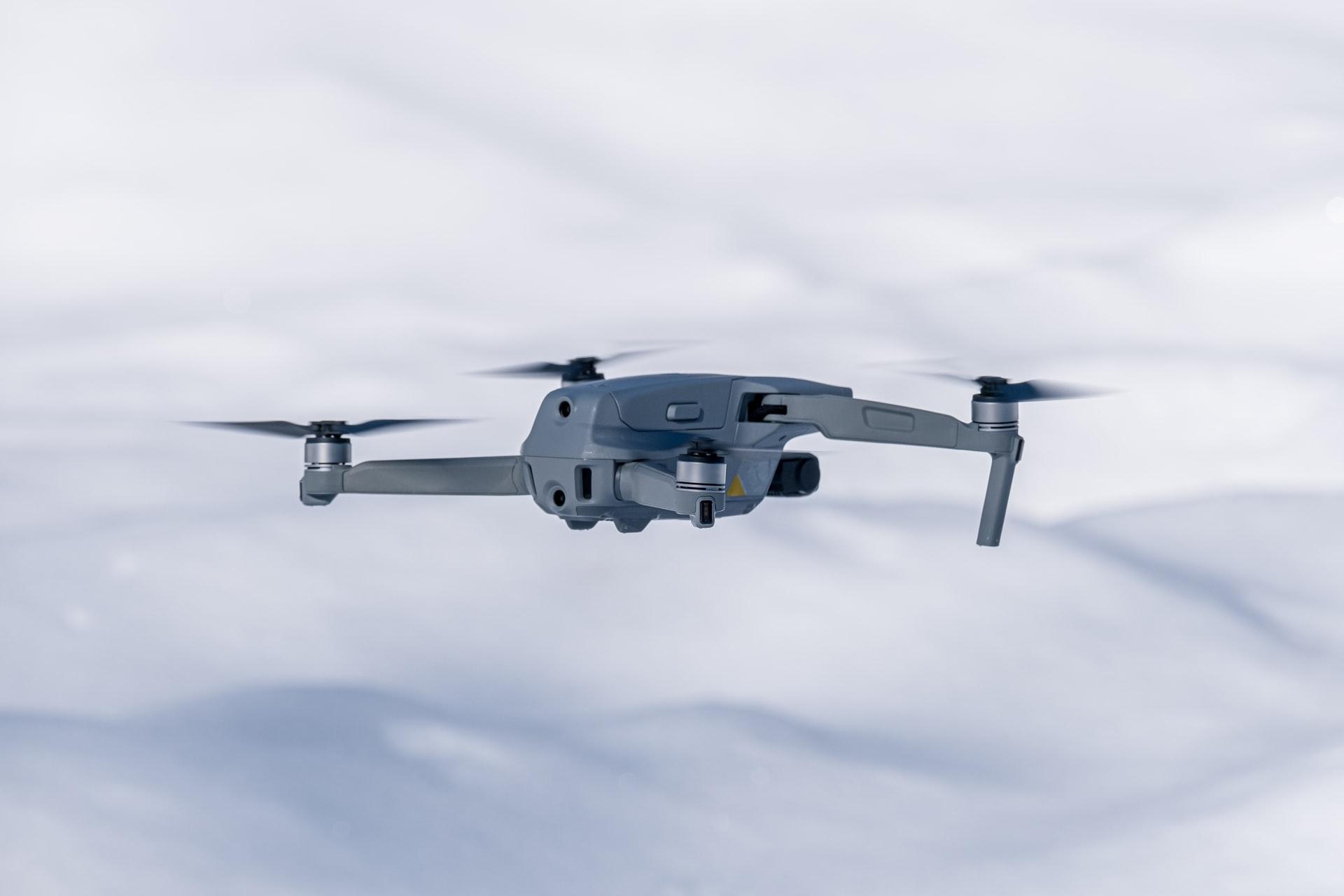 Webshop Dronefotografie voorbeeld